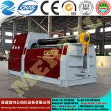 Серия машины завальцовки Mclw12 плиты CNC выдвиженческого Ce Rolls плиты Approved