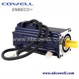 фланец 80*80 Servo мотора 1kw для машины CNC
