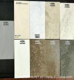 Dessus 2017 neuf extérieur solide de vanité de partie supérieure du comptoir de Corian de couleur de Corian