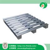 Pálete de aço galvanizada personalizada para o armazém por Forkfit