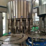 Машина завалки минеральной вода воды автоматической бутылки напитка пластичной чисто