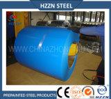 Prepainted гальванизированные стальные плиты