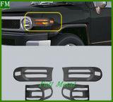 Linterna del ABS del crucero de Toyota FJ y cubierta de la luz de la cola