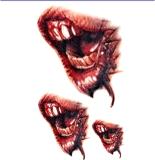 Оптовый Tattoo искусствоа стикера Tattoo конструкции рта крови
