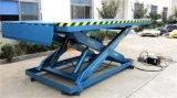 Eine 5 Tonnen-schwere Eingabe Scissor hydraulische Maschinen (SJG5-1.5)