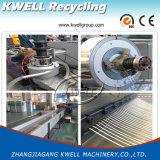 Film plastique de rebut réutilisant la machine/granulation en plastique de fibre faisant la machine