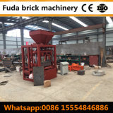 Блок изготовителя машины машина для формовки бетонных блоков размером 6 Конкретные скрытых полостей