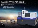 주축대 CNC 선반 Zr20-5를 미끄러지는 스위스 유형