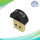 Mini USB Bluetooth Adapter V4.0 CSR Dual Mode sans fil Bluetooth Dongle pour ordinateur