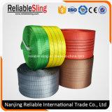 Industrial tejido de hilo de poliéster de color correa