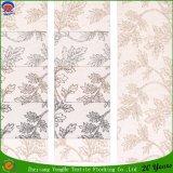 Textiles para el hogar del hotel Fr apagón cortina de ventana Tela