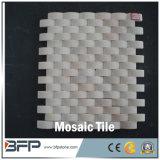 Mattonelle di mosaico di marmo di stili europei per la cucina Backsplash & la stanza da bagno