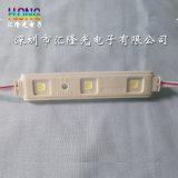 Licht van de LEIDENE het Waterdichte Lichte Module van de Reclame 0.72W