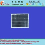 панель солнечных батарей 18V 45W-50W поли (2018)