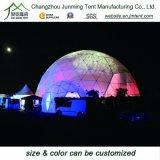 20X80m grande tente de bonne qualité d'événement avec la décoration