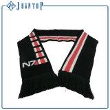 De Jacquard van de Strepen van de manier Acryl breit Sjaal voor Vrouw