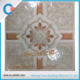 Preço de fábrica Carimbo quente Design quadrado 595mm PVC Falso Teto