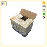 De Fruit Golf Verpakkende Doos van uitstekende kwaliteit van het Karton van de Verpakking