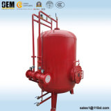 防火システムのための火の泡タンク