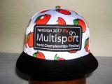2017 chapéus principais do Snapback da forma