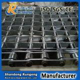 Banda transportadora del acoplamiento del panal del alambre plano de acero inoxidable del fabricante
