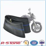 Tubo interno 3.00-18 de la motocicleta popular del modelo