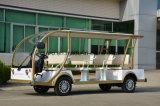 11のシートの乗客の交通機関のための電気手段の使用料