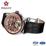 De fabrikant maakt tot Douane de Mechanische Horloges van het Skelet voor Mensen
