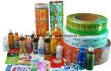 Animais de estimação PVC Barrek Balde de PVC etiqueta retrátil para garrafa Canhão da caçamba
