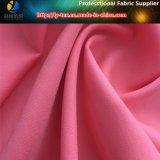 Poliéster 75D High Elastic Herringbone Tecido para Vestuário (R0144)