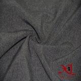 Tela macia do poliéster do estiramento do Sportswear para as calças que funcionam o terno