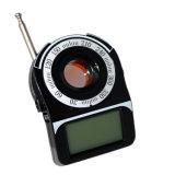 Rivelatore portatile Cc309 del segnale del telefono mobile di GPS della Anti-Spia del rivelatore senza fili pieno universale della fascia rf