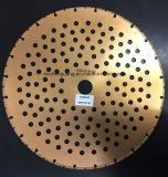Soldadura de vacío de 100mm disco de corte 150 mm 180 mm Sierra circular de diamantes