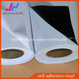 Vinil autoadesivo do PVC para gráficos da exposição