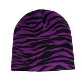 フランジを付けたようになるカムフラージュの冬の帽子の帽子(JRK186)