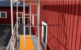 Antislip FRP Сотовая панель для сооружением платформы