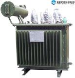 Imersa em óleo Transformadores de distribuição com ondulado Fins