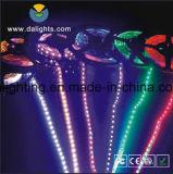 A única cor Samsung lasca a luz de tira flexível do diodo emissor de luz 5630