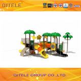 Fiberglas-Spielplatz-Gerät für Kinder des Alters-2-12