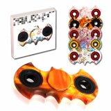 ABS Kleurrijke Spinner van de Hand van het Stuk speelgoed van het Bureau friemelt de Knuppel Gevormde Spinner