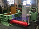 Máquina de empacotamento hidráulica do aço inoxidável do Push-out lateral (fábrica)