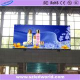 P3, colore completo locativo dell'interno P6 che fonde sotto pressione il segno del tabellone del LED per fare pubblicità