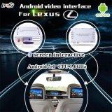 Interfaz video del rectángulo androide de la navegación para Lexus 2005-2009
