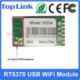 Top-Ms04 Mini 150Mbps Ralink Rt5370 Module sans fil USB sans fil pour émetteur et récepteur sans fil