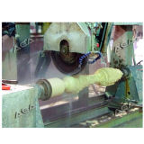 Profilage de pierre de granit de la machine/marbre Balustrade de coupe (SYF1800)