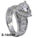 Argento 925 dell'anello di diamante dei monili di Hotsale Hip Hop della fabbrica