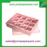 Custom Craft жесткой упаковки бумаги Рождество, сдобное украшения подарочные картонная коробка, торт / шоколад / Mooncake / конфеты / Просмотр дисплей упаковки