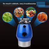 Het Afval Disposer van de Keuken van de Machine van de Verwijdering van het Afval van het Voedsel van de keuken