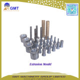 Cadena de producción plástica del estirador del tubo del hilo del Agua-Drenaje cuatro de PVC/UPVC