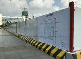 Prefabricated 강철 담과 방책 임시 강철 벽 건물